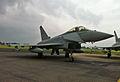 RAF Typhoon ZK314 6 Squadron - RAF Leeming (7362864414).jpg