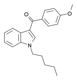 RCS-4 - Image: RCS 4 molecular structure
