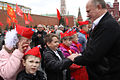 RIAN archive 910756 Young Pioneer induction ceremony held on Moscow's Red Square.jpg