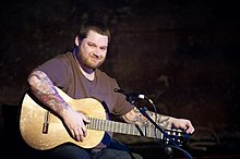 RM Hubbert at the Arches, Glasgow, 2011