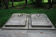 RO IF Mogosoaia palace Mihai and George Bibescu tombs