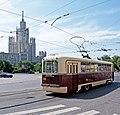 RVZ-6 tram in Moscow, Russia.jpg