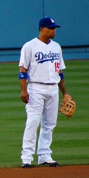 Rafael Furcal - Furcal with the Dodgers in 2009.