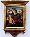 Raffaello, madonna col bambino tra i ss. girolamo e francesco, 1502 ca.JPG