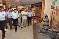 Raghvendra Singh Visits Science And Technology Heritage Of India Gallery With NCSM And VMH Dignitaries - Science City - Kolkata 2018-07-20 2575.JPG