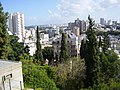 Ramat Gan From Gan Shaul Observatory Point.jpg