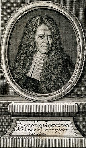 Ramazzini, Bernardino (1633-1714)