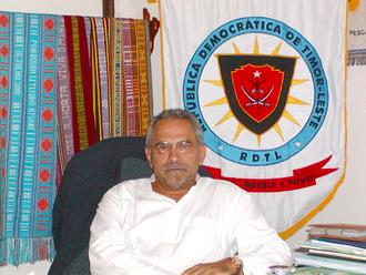 2008 East Timorese assassination attempts - José Ramos-Horta