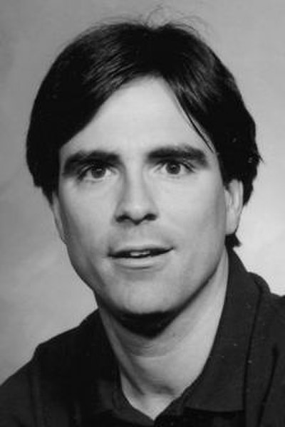 Picture of an author: Randy Pausch