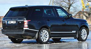 Range Rover (L405) - Range Rover Vogue (Latvia)