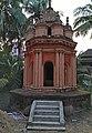 Rasmancha of Nabaratna Raghunatha temple at Alangiri under Purba Medinipur district in West Bengal 06.jpg