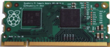 220px Raspberry Pi Compute Module