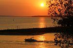 Rathbun Lake-Sunset Boat.jpg