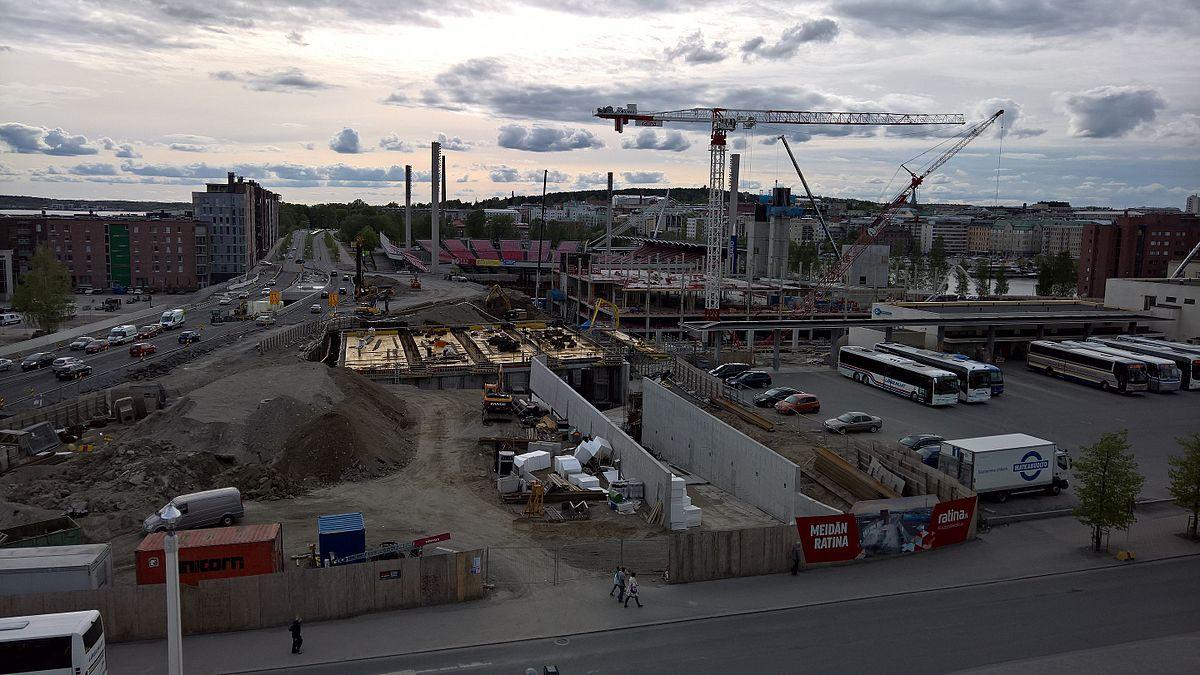 Ostoskeskus Tampere