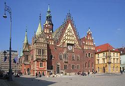 Ratusz wroclaw
