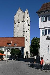 Ravensburg Frauentor vom Marienplatz.jpg