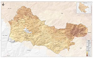 Rawalakot - Rawalakot map