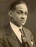 Alexander in 1920