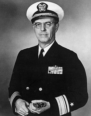 Draper Kauffman - Image: Rear Admiral Draper L. Kauffman