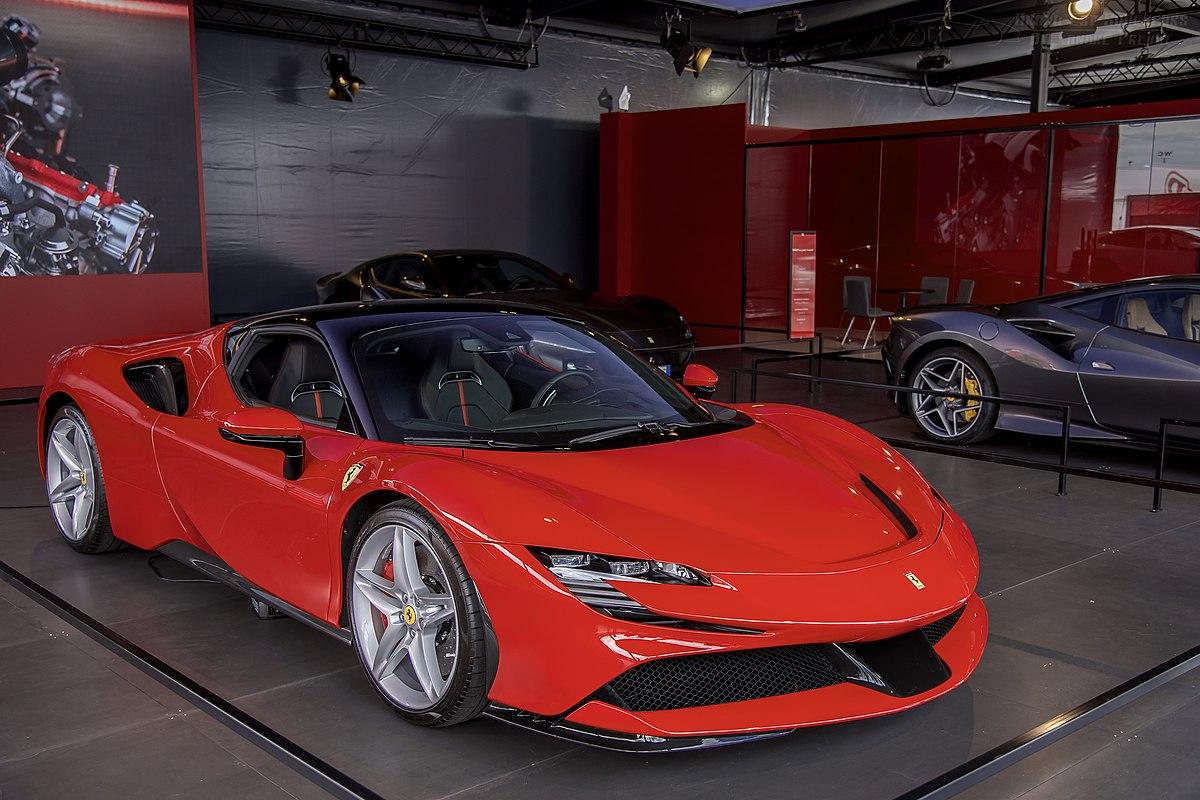 Ferrari SF90 Stradale - Wikipedia