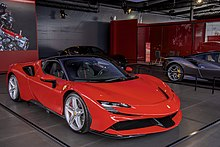 Red 2019 Ferrari SF90 Stradale (48264238897).jpg