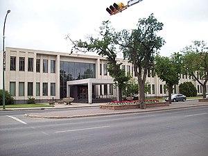 Court of Queen's Bench for Saskatchewan - Regina Court House