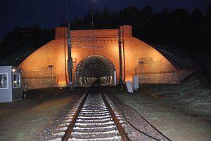Rekonstruotas Kauno tunelis