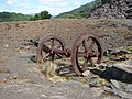 Relic at Golwen Quarry - geograph.org.uk - 217053.jpg