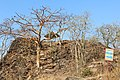Remains of an Old Fort on the Hill- Bhiwagarh (Nagpur Dist)- Maharashtra- IMG 3335.jpg
