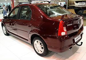 Renault Logan, made in São José dos Pinhais-PR...