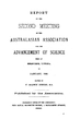Report of the Second Meeting of the Australasian Association for the Advancement of Science (frontispiece).PNG