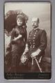 Reproduktion. Porträtt. Ellen och Henrik de Maré - Hallwylska museet - 87057.tif