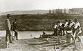 Rescue practice circa 1900.jpg