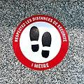 Respectez les distances de sécurité, Tunisie.jpg
