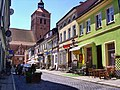 Reszel-widok na ul.Wyspiańskiego na Starym Mieście. - panoramio.jpg