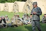 Retired Brig. Gen. James Sehorn 150715-F-UN284-027.jpg