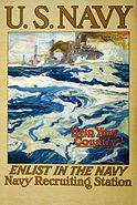 Reuterdahl Navy recruitment poster 1