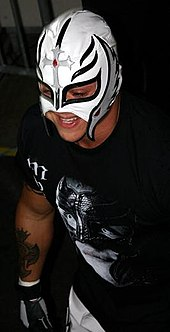 Rey Mysterio 2016 Tattoos