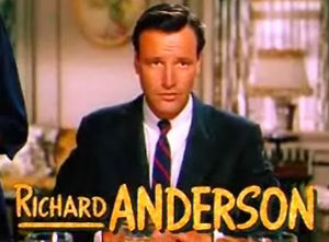 Anderson, Richard (1926-)
