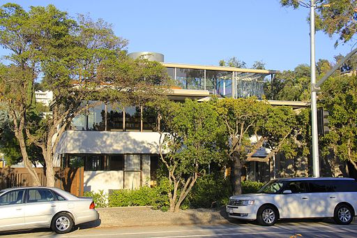 Richard and Dion Neutra VDL Research House II, 2300 Silver Lake Blvd. Silver Lake
