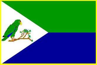 Guzmán Abajo - Image: Rio Grande Flag