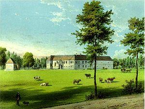 Kaldenkirchen - Christian Hohe: Manor house Altenhof