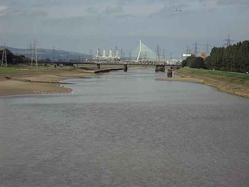 River Dee, Queensferry 1