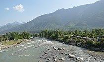 River Parvati - Jia Bridge - Kullu - 2014-05-09 2178.JPG