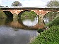 River Severn, Montford Road bridge - geograph.org.uk - 944768.jpg