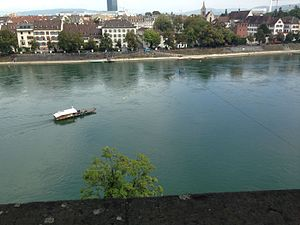 River ferry (Basel, Switzerland)