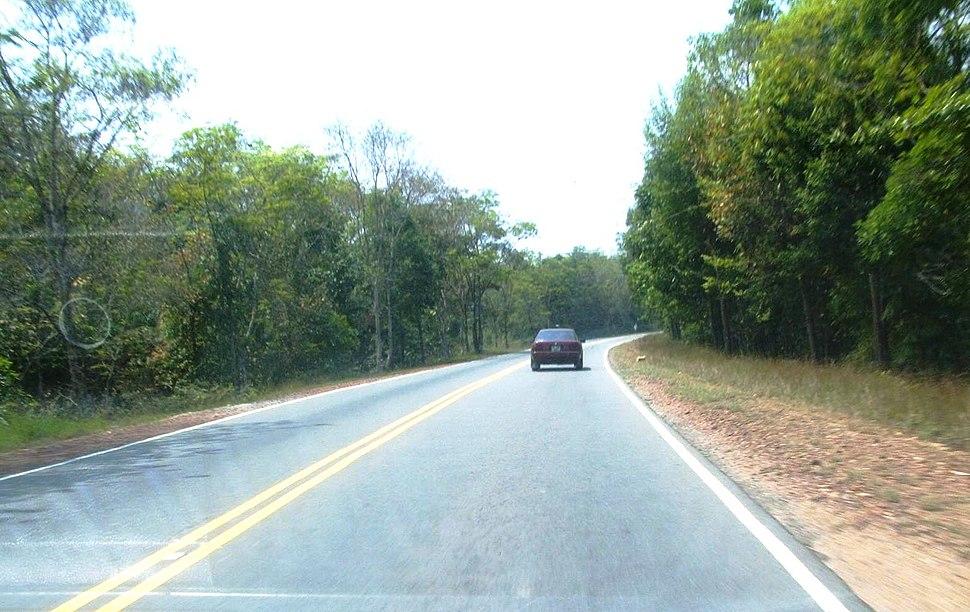 Road 4 to Sihanouk