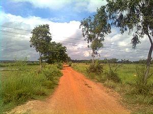 Binuria - Road to Binuria