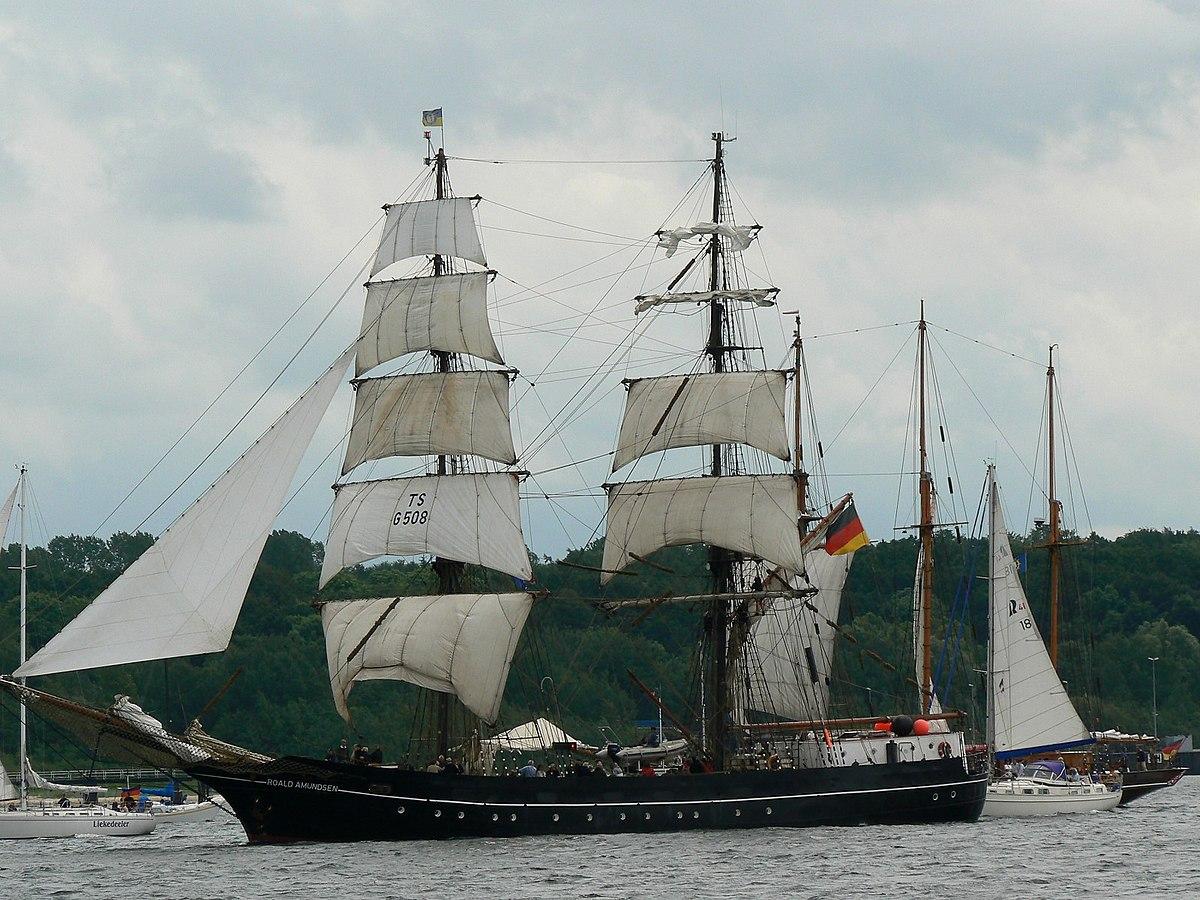Roald Amundsen Ship Wikipedia
