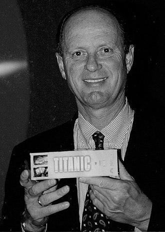 Robert Ballard - Ballard in 1999